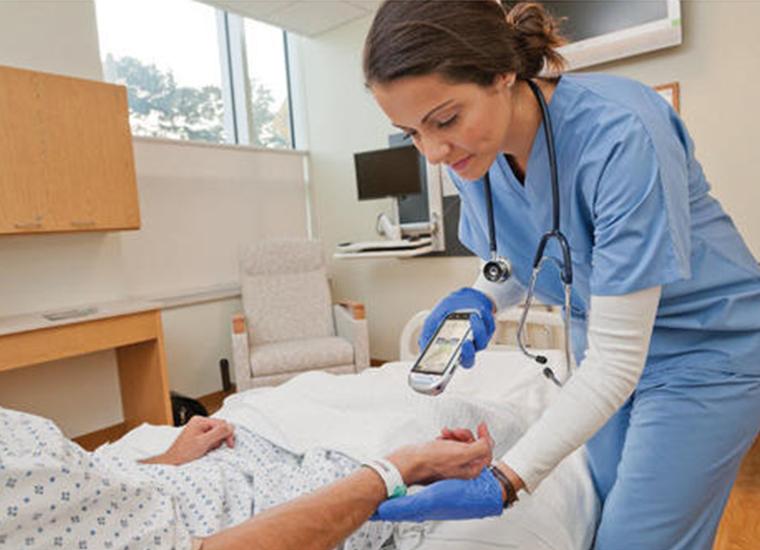 RFID-Gesundheitsmanagement für Krankenhauspatienten