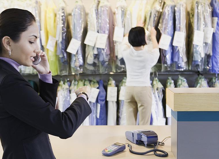 RFID Garment Solution