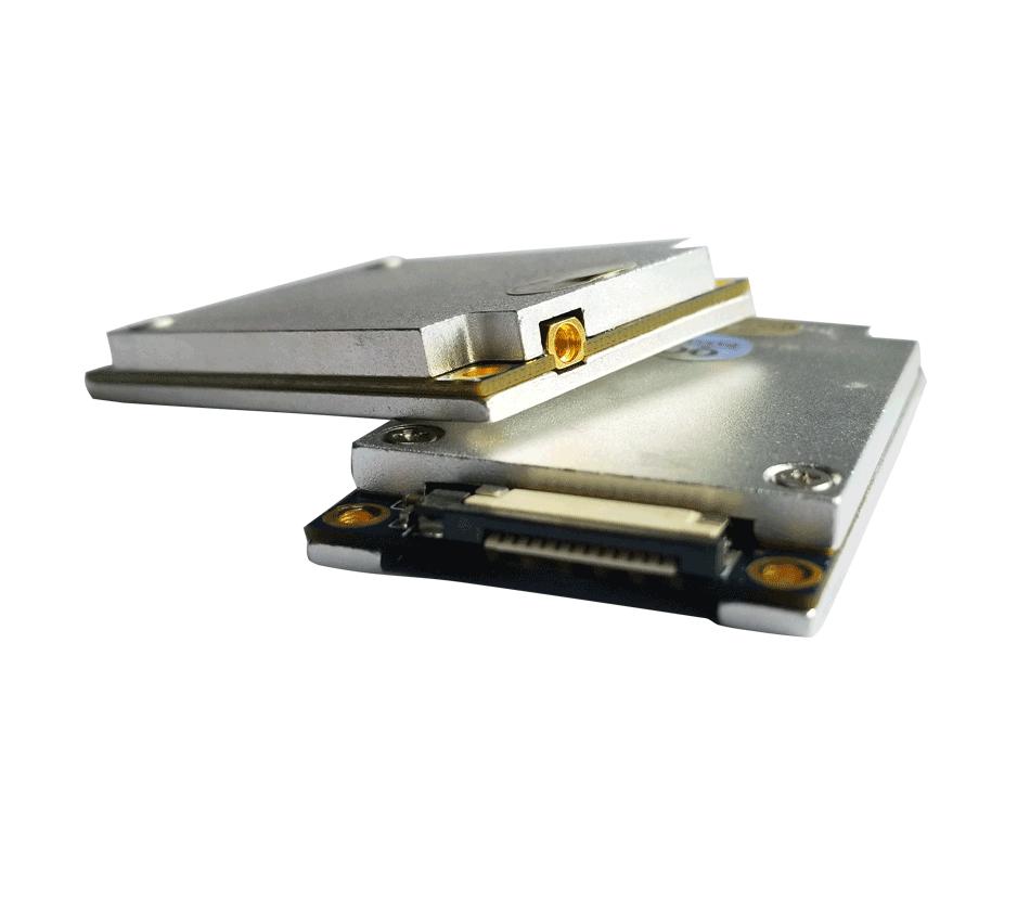 Single Antenna Port R2000 Chip UHF Rfid Reader Module