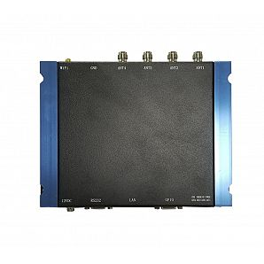 High Gain UHF 860 - ?? 960 MHZ 4 Port Passiv Rfid Reader